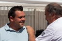 Andre Schaffrath (Vermögensberater) spendet Trikotsatz für die F-Junioren